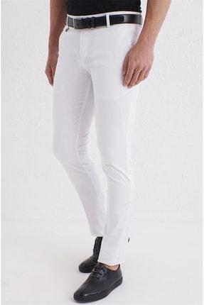 Efor P 1073 Beyaz Spor Pantolon 3