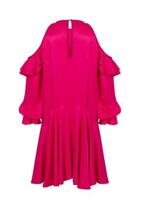 Nocturne Omuz Detaylı Mini Elbise 4
