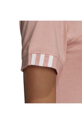 adidas Kadın Pembe Kısa Kol T-shirt 3