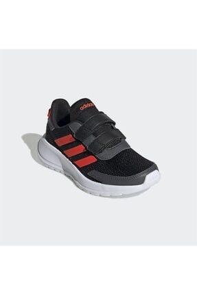 adidas TENSAUR RUN C Siyah Erkek Çocuk Koşu Ayakkabısı 100536304 2