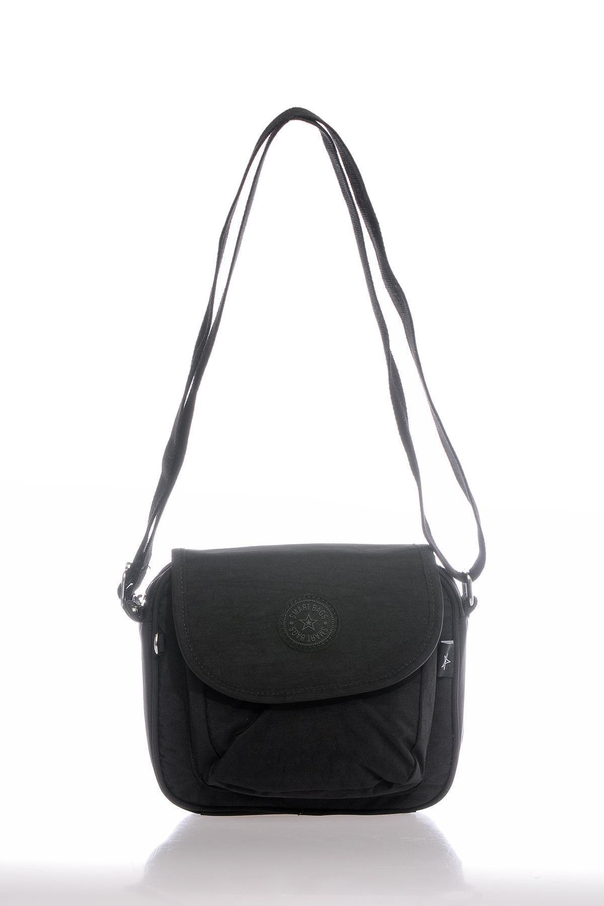 Smb3057-0001 Siyah Kadın Çapraz Çanta