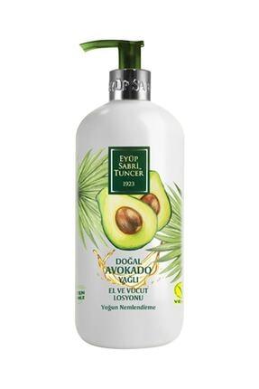 Eyüp Sabri Tuncer Doğal Avokado Yağlı El Ve Vücut Losyonu 500 ml 0