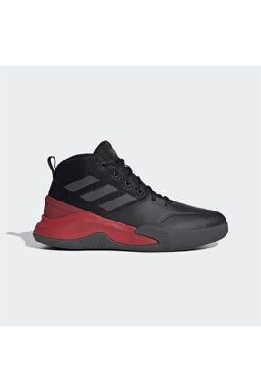 adidas OWNTHEGAME Siyah Erkek Basketbol Ayakkabısı 100663969 0