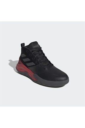 adidas OWNTHEGAME Siyah Erkek Basketbol Ayakkabısı 100663969 4