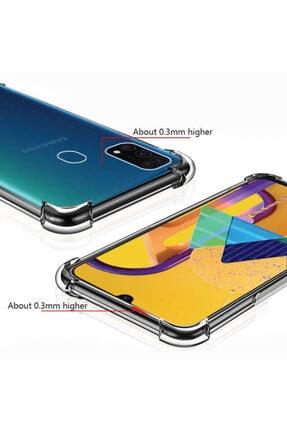 Dijimedia Galaxy M31 Kılıf Zore Nitro Anti Shock Silikon 2