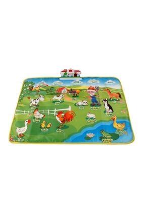 Birlik Oyuncak Ali Babanın Çiftliği Sesli Ve Müzikli Eğitici Çiftlik Oyun Halısı 0