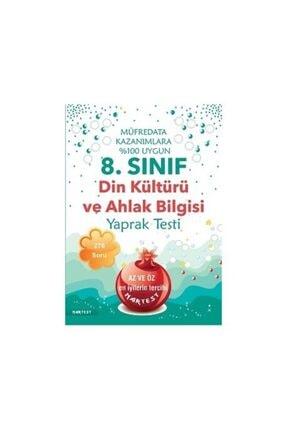 Nartest Yayınları Nartest 8.sınıf Din Kültürü Yaprak Test 0