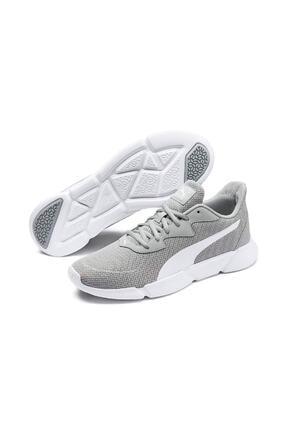 Puma INTERFLEX RUNNER Gri Kadın Koşu Ayakkabısı 100547183 0