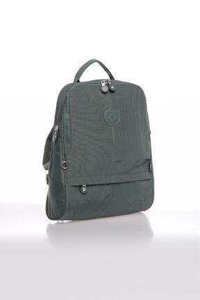 Smart Bags Smbky1117-0005 Haki Kadın Sırt Çantası 1