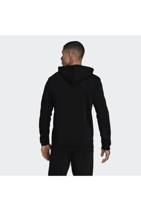 adidas Mh Bos Po Ft Erkek Siyah Günlük Stil Sweatshirt Gc7343 2