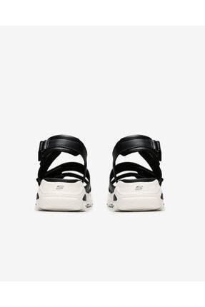 Skechers D'LITES ULTRA - FAB LIFE Kadın Siyah Sandalet 3