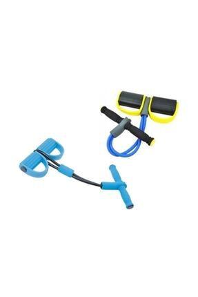 Pi İthalat Kondisyon Küreği Egzersiz Aleti Body Trimmer 0