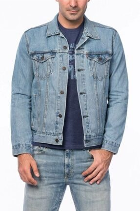 Levi's The Trucker Erkek Jeans 1