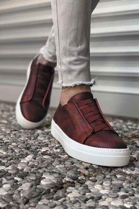 Chekich Ch Ch011 Bt Erkek Ayakkabı Bordo 0