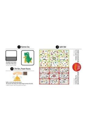 Moli Toys Dedektif Plus 2 Oyun 1 Arada Eğitici, Zeka Ve Strateji Oyunu 1
