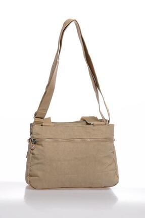 Smart Bags Smbky1125-0015 Vizon Kadın Omuz Çantası 2