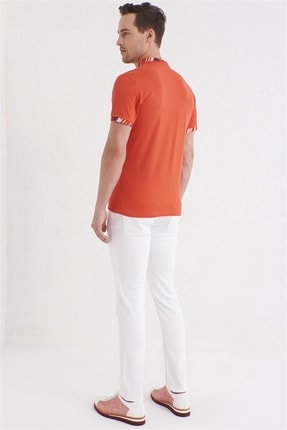 Efor 064 Slim Fit Beyaz Jean Pantolon 1