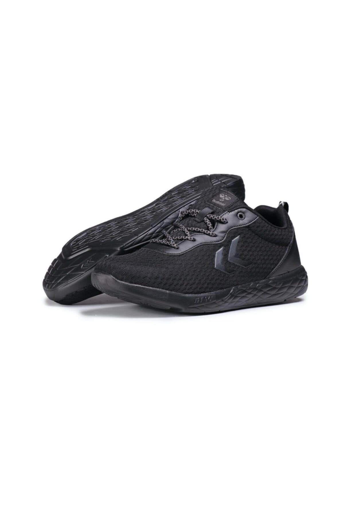 HUMMEL HMLOSLO SNEAKER-1 Siyah Erkek Sneaker Ayakkabı 100551124