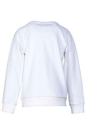 HUMMEL Kız Çocuk Ringe Beyaz Sweatshirt 921033-9973 2