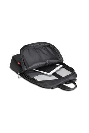 Classone Pr-r160 Roma Serisi 15,6 Inç Uyumlu Laptop, Notebook Sırt Çantası – Siyah 2