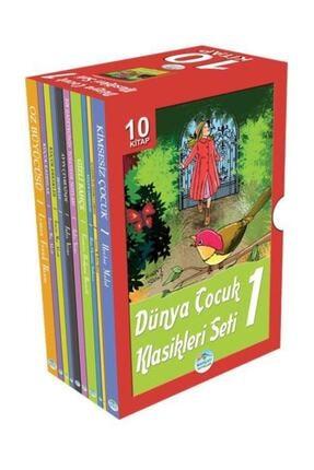 Mavi Çatı Yayınları Dünya Çocuk Klasikleri 10 Kitap Set-1 0