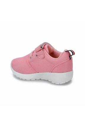 US Polo Assn HONEY Pembe Kız Çocuk Sneaker 100241593 2
