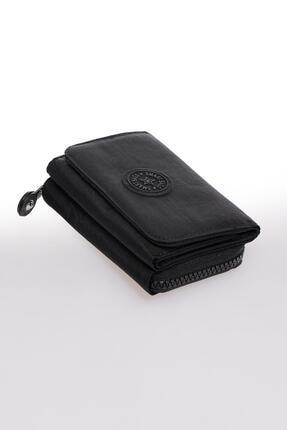 Smart Bags Smb1227-0001 Siyah Kadın Cüzdan 0