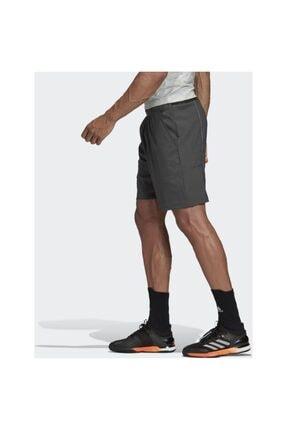 adidas Fk0817 Pblue Erkek Gri Şort 1