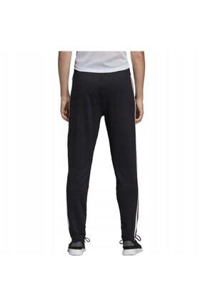 adidas D2M 3S PANT Siyah Kadın Eşofman 101068978 4