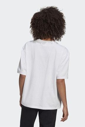 adidas Kadın Günlük Giyim T-shirt Oversized Tee Gd2976 2