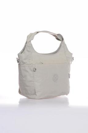 Smart Bags Smb3079-0083 Ice Gri Kadın Omuz Çantası 1