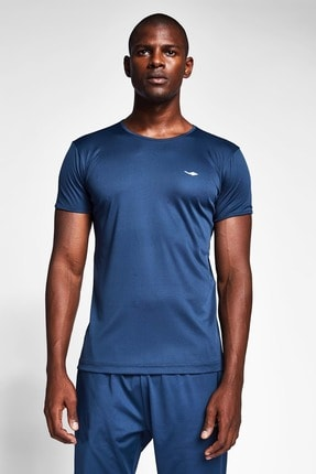 Lescon Erkek Lacivert Kısa Kollu T-shirt 0