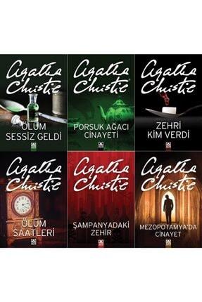 Altın Kitaplar Agatha Christie 18 Kitap Seti 2