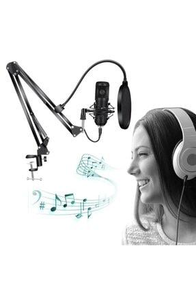 SGE Profesyonel Bm-800 Stüdyo Kayıt Youtuber Mikrofon Seti + Stand 1