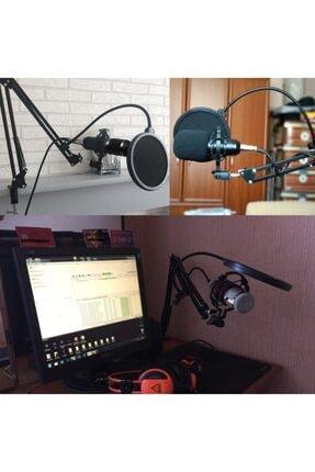 SGE Profesyonel Bm-800 Stüdyo Kayıt Youtuber Mikrofon Seti + Stand 3