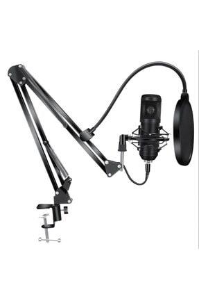 SGE Profesyonel Bm-800 Stüdyo Kayıt Youtuber Mikrofon Seti + Stand 4