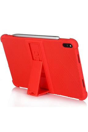 Ally Mobile Ally Huawei Matepad Pro 10.8 Inç Standlı Silikon Kılıf 0
