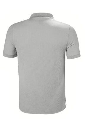Helly Hansen Erkek Gri Polo T-Shirt 1