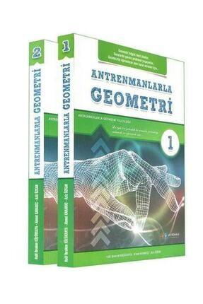 Antrenman Yayınları Antrenmanlarla Geometri  1-2 Kitap Seti 0