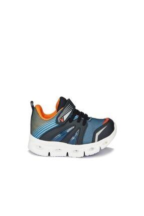 Vicco Erkek Lacivert Samba Işıklı Spor Ayakkabı 0
