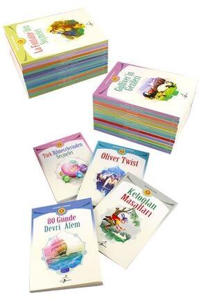 Çocuk Gezegeni Meb Tavsiyeli 100 Temel Eser Ilköğretim Için - 30 Kitap Takım 0