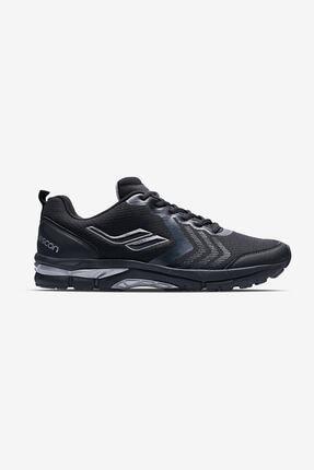 Lescon Erkek Siyah Rapid Runner Spor Ayakkabısı 0