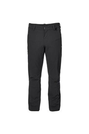 Jack Wolfskin Actıvate Xt Black Outdoor Erkek Pantalon 0
