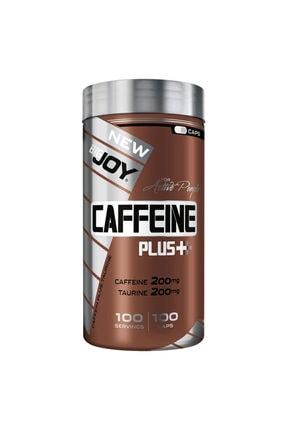 Big Joy Caffeine Plus 100 Kapsül 0