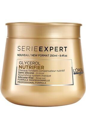 Loreal expert L'oreal Professionnel Serie Expert Nutrifier Kuru Saçlar Için Nem Yükleyici Maske 250 ml 2