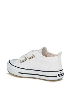 Vicco Pino Unisex Çocuk Beyaz Spor Ayakkabı 3