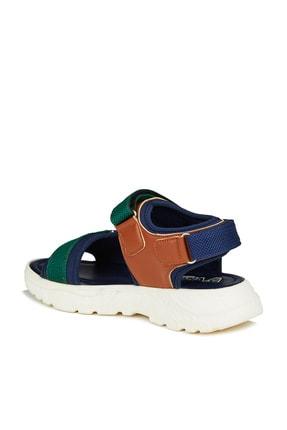Vicco Nanga Unisex Çocuk Lacivert Sandalet 3