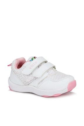 Vicco Dna Kız Bebe Beyaz Spor Ayakkabı 0