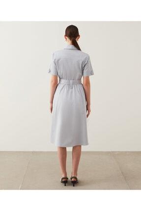İpekyol Piliseli Gömlek Elbise 3