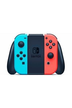 Nintendo Switch Konsol Neon - Yeni Geliştirilmiş Batarya 3
